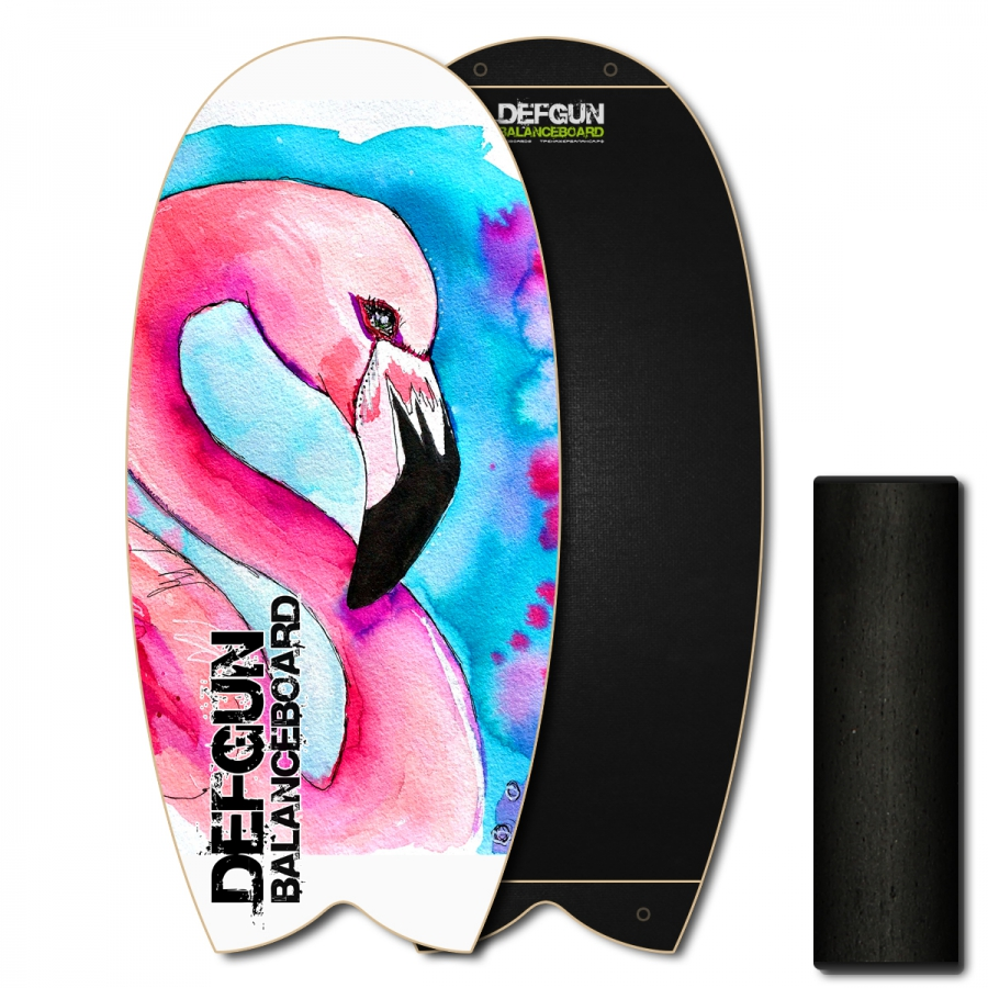 "Баланс Серф ""Light Surf"" Pink flamingo"